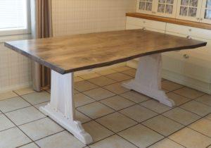 Ruokapöytä (luonnonreunainen) galleria kuva #4