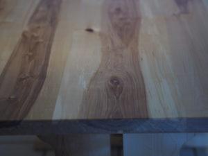Koivuinen ruokapöytä galleria kuva #2