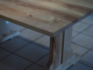 Koivuinen ruokapöytä galleria kuva #4