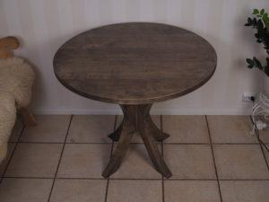 Pyöreä pöytä koivusta galleria kuva #4