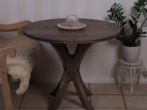 Pyöreä pöytä koivusta galleria kuva #2