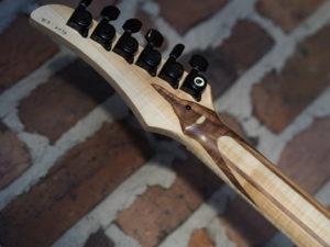 Magpie – Lintuaiheinen custom kitara galleria kuva #3