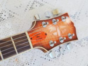 Les Paul – Isohanni Custom galleria kuva #4