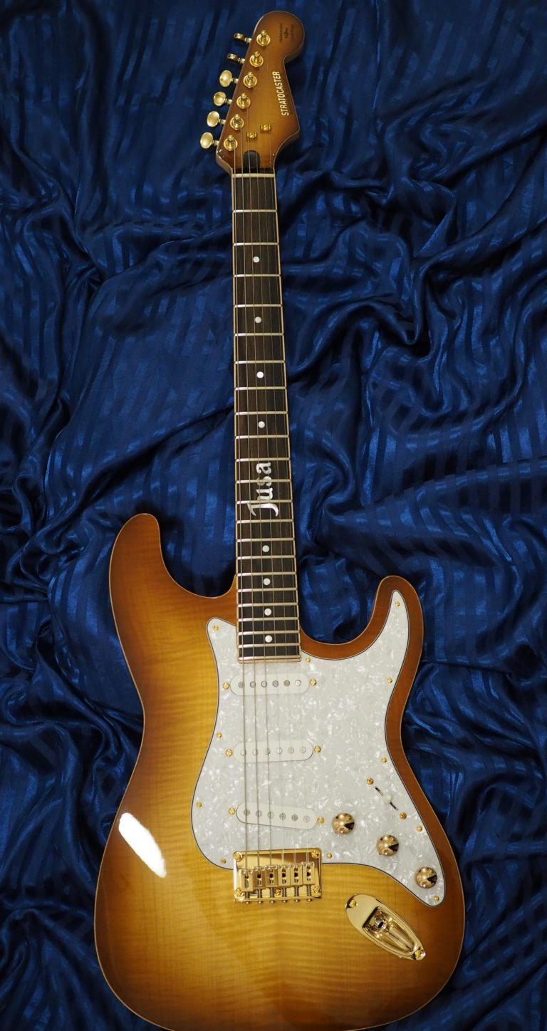 Stratocaster – Jusa galleria kuva #1