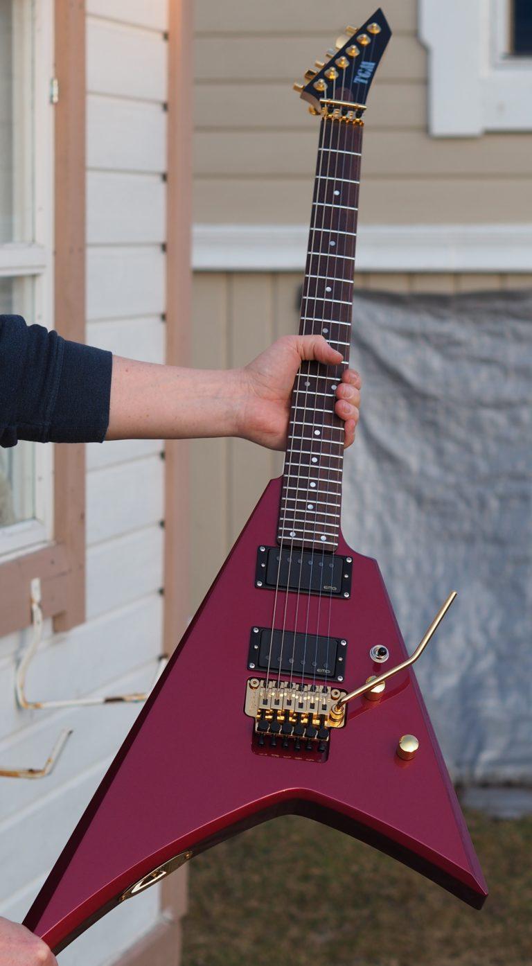 TGM custom kitara galleria kuva #1